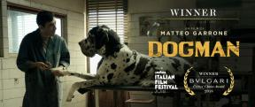 Bvlgari Critics' Choice Award Winning Film Dogman